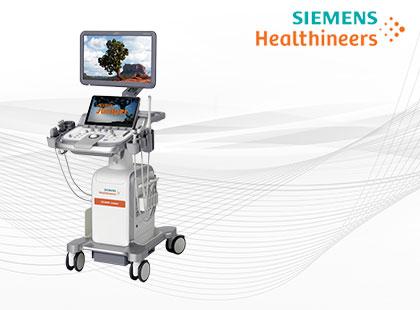 Siemens Ultraschall: Siemens ACUSON Juniper