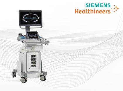 Siemens Ultraschall: Siemens ACUSON NX3