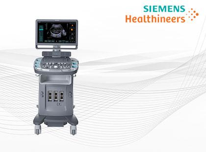 Siemens Ultraschall: Siemens ACUSON X600